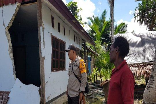 Pemkab Sarmi siap perbaiki rumah warga korban gempa