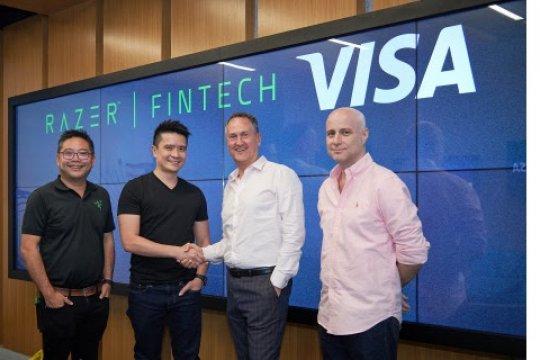 Razer gandeng Visa tingkatkan layanan pembayaran di Asia Tenggara