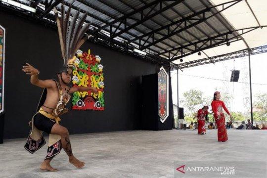 127.000 wisatawan kunjungi Kalteng selama festival budaya