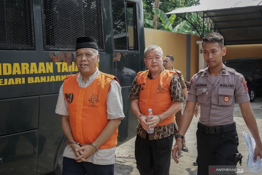 Sidang tuntutan kasus mafia bola PSSI