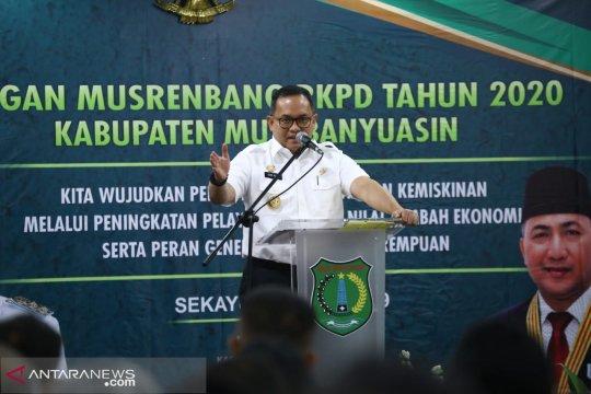 Musi Banyuasin minta penambahan kuota jaringan gas rumah tangga