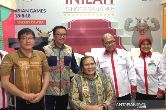 Kemenpora serahkan bantuan Rp119 miliar untuk NPC Indonesia