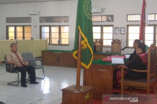 Sidang mafia bola, Ketua Asprov PSSI Jateng dituntut dua tahun penjara