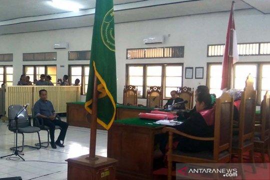 Direktur Penugasan Wasit PSSI dituntut hukuman 1,5 tahun penjara