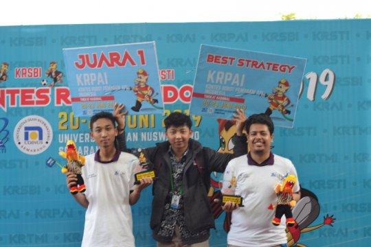 UMM wakili Indonesia di Kontes Robot Amerika untuk ketiga kalinya
