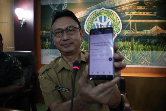 Aplikasi SIPD mudahkan warga Pontianak akses informasi bencana