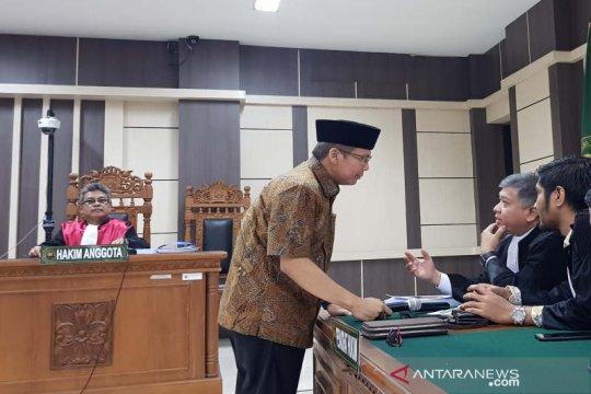 Jaksa tuntut hak politik Taufik Kurniawan dicabut 5 tahun