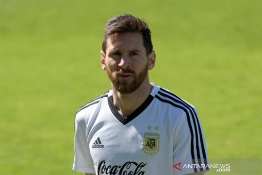Messi: Copa Amerika baru dimulai