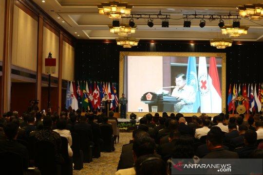 Wapres: Penjagaan perdamaian jadi unggulan diplomasi Indonesia