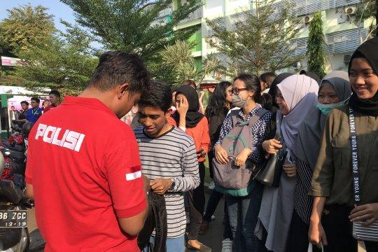 Razia narkoba sebuah kampus di Jakarta dinilai sebagai terapi kejut