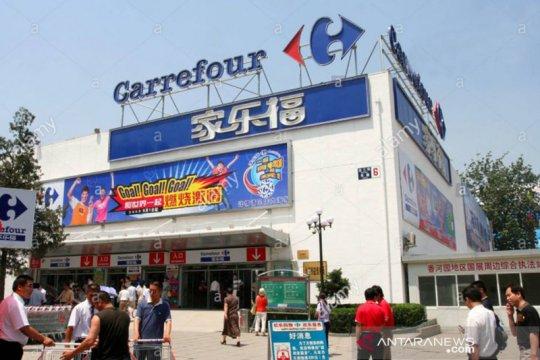 Suning borong 80 persen saham Carrefour