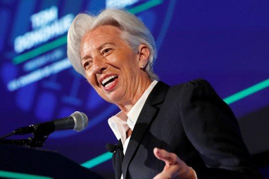 Dewan Eksekutif IMF peringatkan risiko jangka menengah pada ekonomi AS