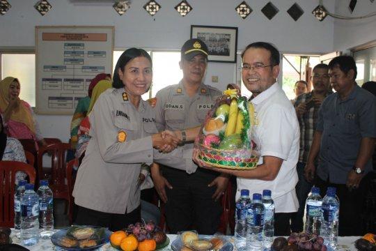 Polres Jakbar kunjungi korban kericuhan Asrama Brimob Petamburan