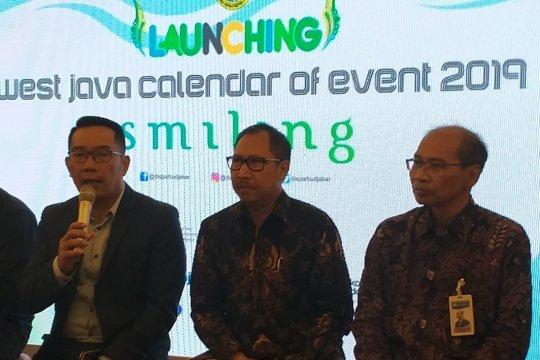 48 juta wisatawan nusantara ditargetkan bertandang ke Jawa Barat