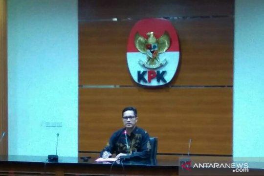 KPK jelaskan konstruksi perkara Rachmat Yasin sebagai tersangka