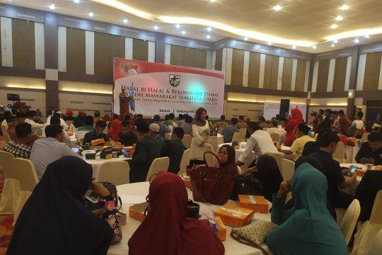 KNPI gelar rekonsiliasi damai masyarakat di Sumatera Utara
