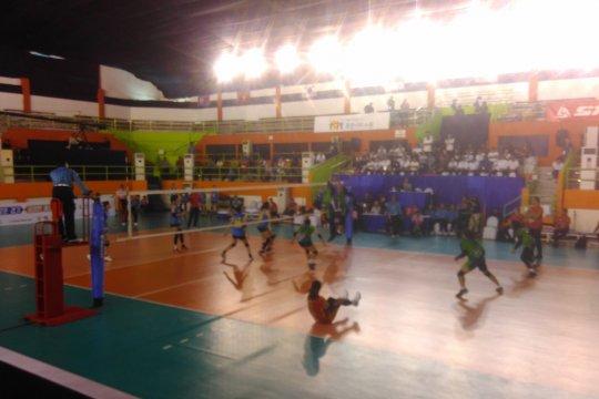Sempat unggul, tim putri Indonesia takluk 2-3 dari Vietnam