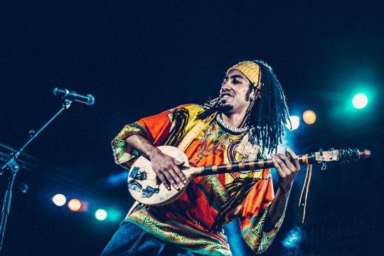 Menjelajahi eksotisme musik warisan Maroko di RWMF 2019