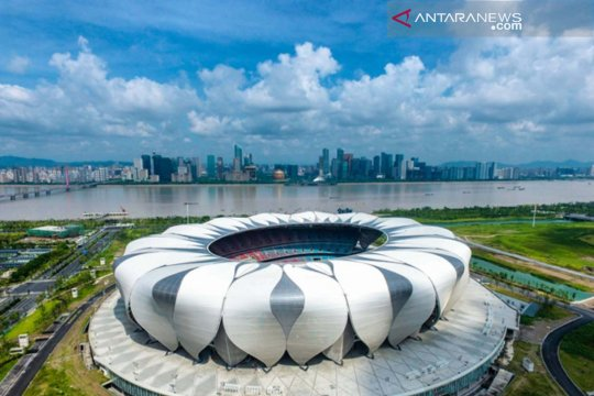 Sayembara maskot Asian Games Hangzhou berhadiah Rp246 juta dibuka
