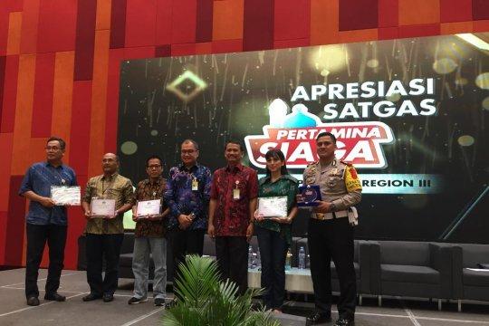 Satgas berakhir, Pertamina evaluasi layanan BBM pada Lebaran 2019