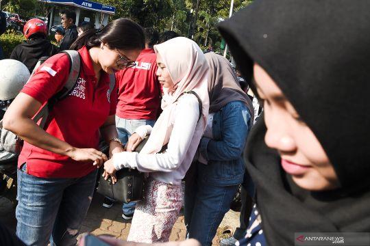 Polisi gelar razia narkoba di kampus Universitas Nasional