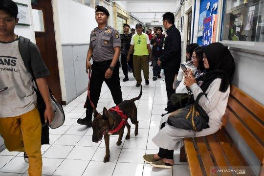 Polres Metro Jakarta Selatan lakukan razia di UHAMKA
