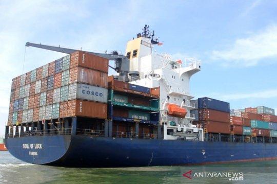 BPS: Defisit neraca perdagangan Jawa Tengah terus turun sejak Januari