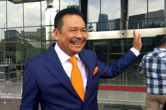 PN Jakpus kabulkan gugatan Otto Hasibuan ke Djoko Tjandra