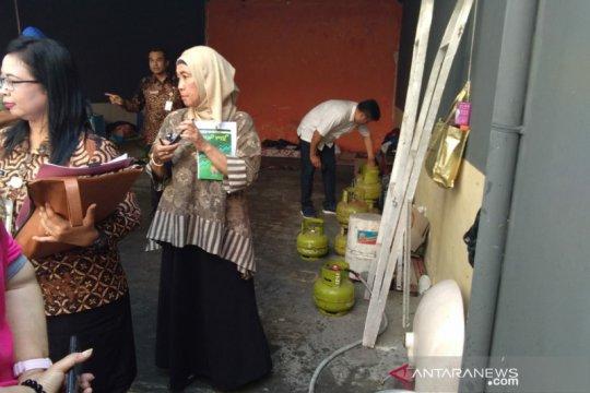 Masih ditemukan di Solo, rumah makan gunakan elpiji subsidi