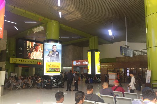 Pengamanan Stasiun Gambir diperkuat antisipasi massa MK