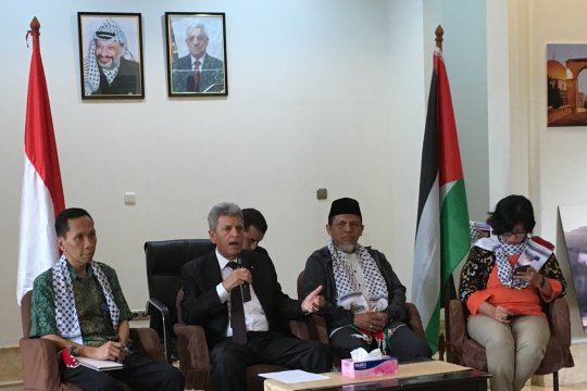 Palestina tegaskan boikot Konferensi Bahrain