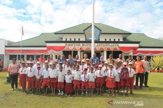 SMP 3 Wamena tetap akomodir siswa baru tanpa identitas