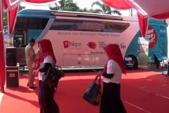 KPK ingatkan penyelenggara negara di Ngawi hindari korupsi