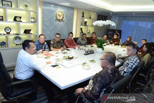 Ketua DPR: Indonesia harus mampu jadi negara besar pada 2045