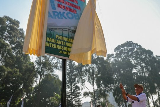 Pemkot Yogyakarta mendeklarasikan sebagai wilayah bebas narkoba