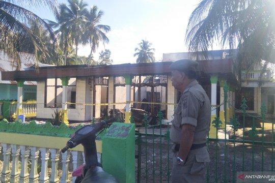 Dokumen dan uang Rp50 juta milik Baznas Padang Pariaman ikut terbakar