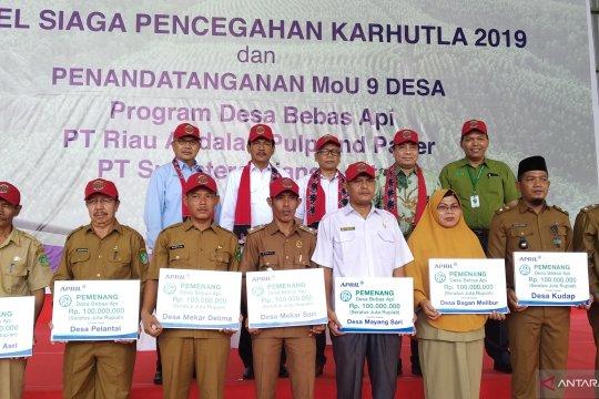 KLHK peringatkan Riau antisipasi karhutla akibat el nino