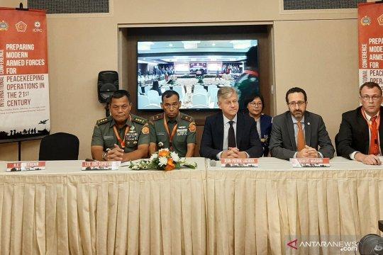 TNI tingkatkan partisipasi personel perempuan penjaga perdamaian