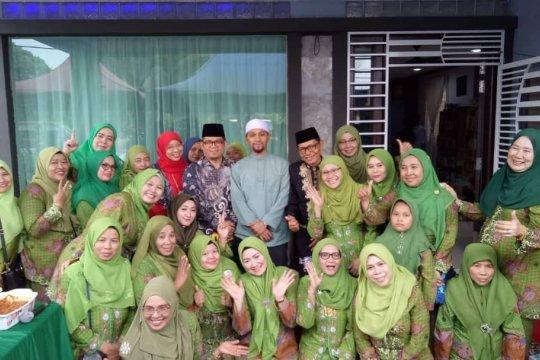 Halal bi halal Muslimat NU Malaysia undang penceramah alumni Al-Azhar