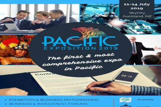 Lima propinsi wakili Indonesia di Pacific Exposition 2019