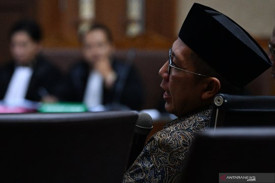 Lukman Saifuddin bantah uang di kantornya terkait pemilihan rektor