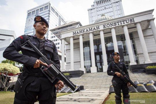 Polda Metro Jaya fokuskan pengamanan orang dalam sidang putusan MK