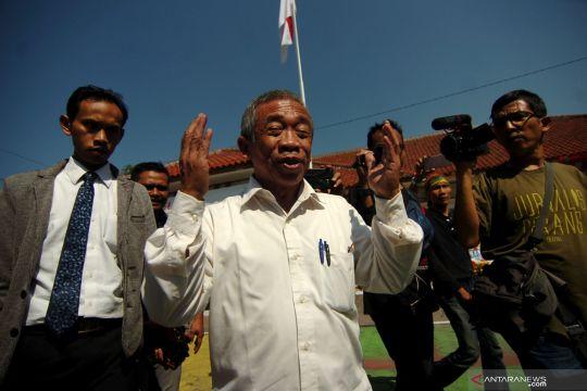 Penangguhan penahanan tersangka Nurul Qomar