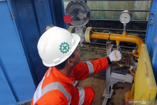 PGN suplai bahan bakar gas untuk pembangkit di Sorong Papua