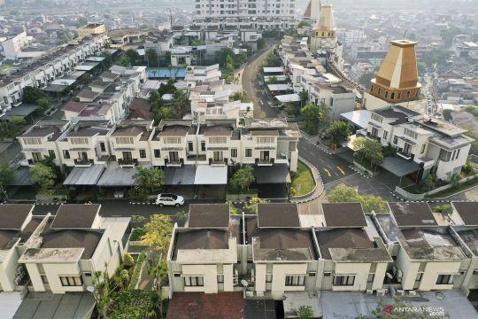 Perumahan di atas mal Thamrin City