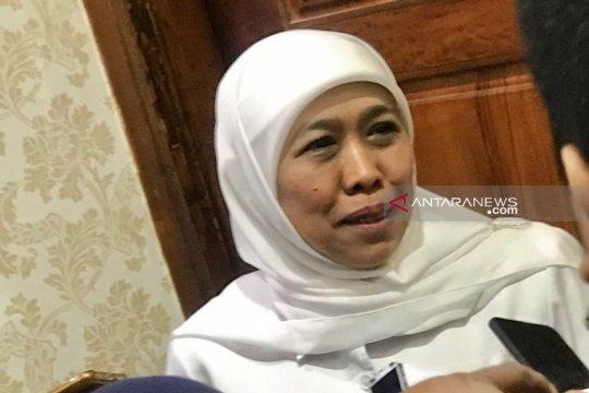 Gubernur Jatim dijadwalkan shalat Idul Adha di Masjid Al Akbar