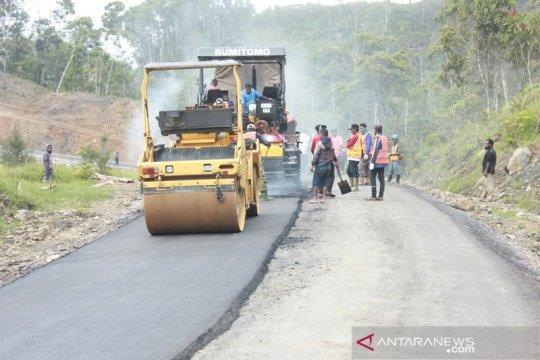 PJN sebut pembangunan Trans Papua libatkan pengusaha asli Papua