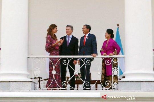 Presiden nilai Indonesia-Argentina berpotensi tingkatkan kerja sama