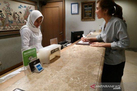 Tingkat hunian hotel di Solo di atas 60 persen