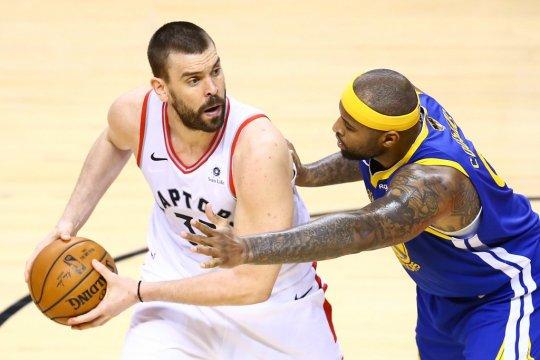 Marc Gasol putuskan tetap bersama Raptors